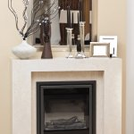 Modern Stone Fireplace Ideas Marble Systems Inc