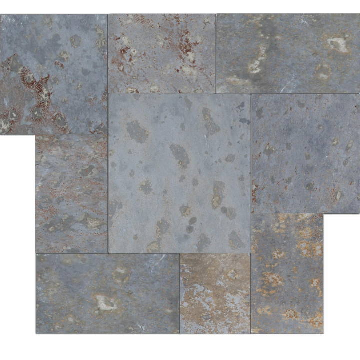 slate tile patterns for residential and
