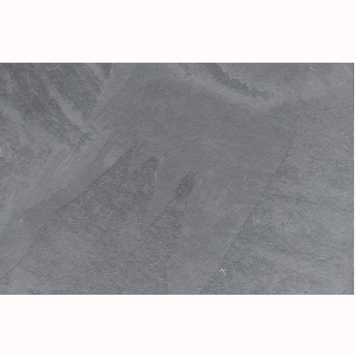 brazilian gray montauk blue cleft slate tile 16x24