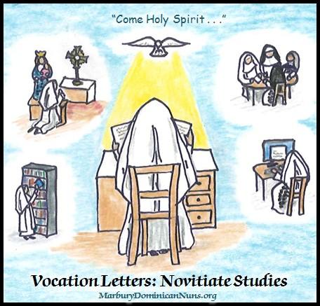 Vocation Letters: Novitiate Studies - Dominican Nuns