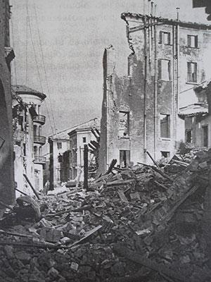 treviso, bombardamento, 7 aprile 1944