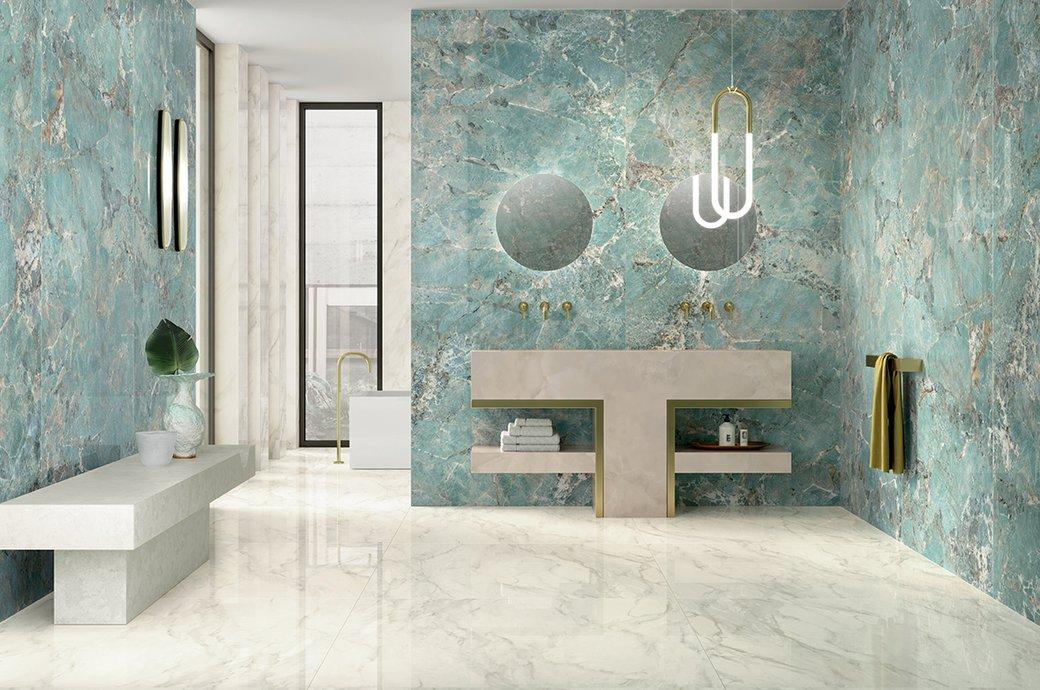 bathroom floor tiles and wall tiles