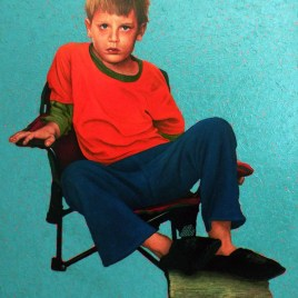 James, Oil on Canvas, 120cm by 90cm. My entry for the SPI (Sanlam Private Investments) National Portrait Award Exhibition 2013. Art for Sale,Marc Alexander,portrait painting