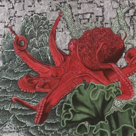 Marc Alexander | Red Octopus | In The Balance