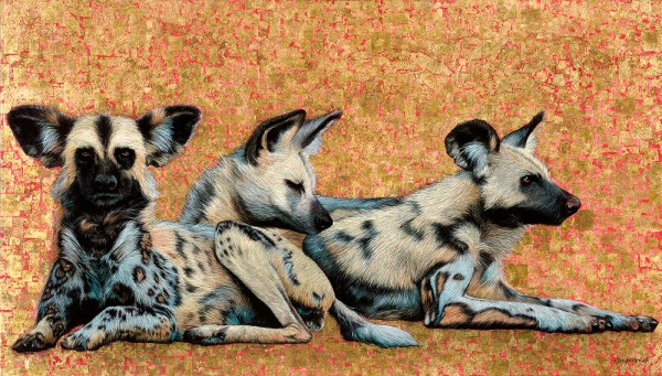 Marc Alexander | Wild Dogs at Dawn | In The Balance