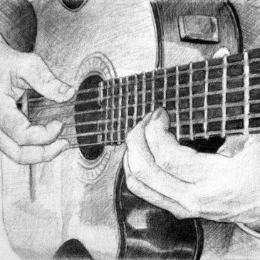 Marc Alexander | Guitar Player | Touch Series