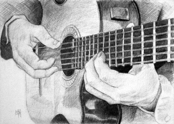 Marc Alexander   Guitar Player   Touch Series