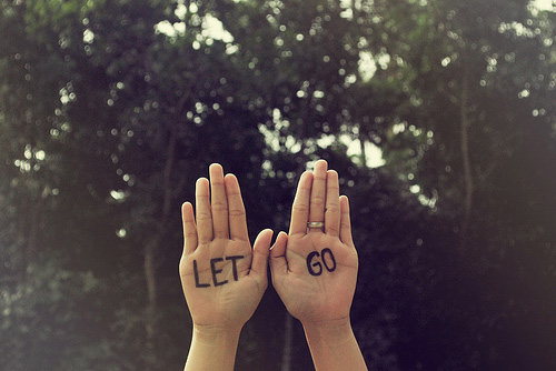 20 Little Things You Learn as You Let Go of the Uncontrollable
