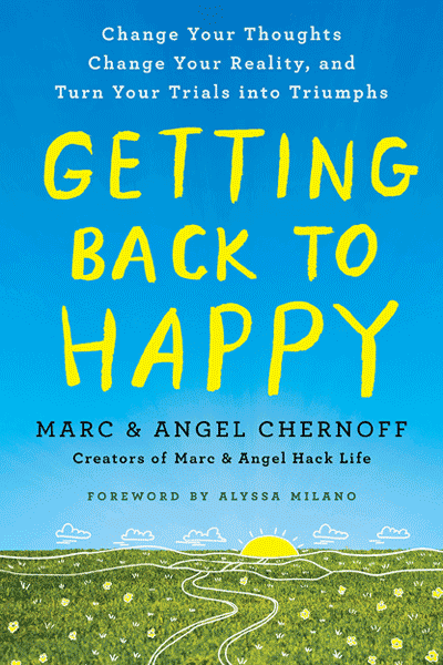 Getting Back to Happy book