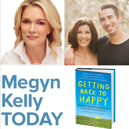 Marc and Angel on Megyn Kelly TODAY