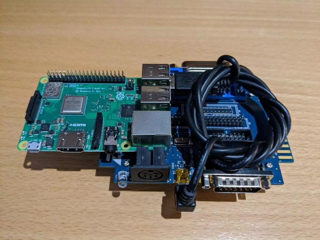 My ZoomFloppy and Raspberry Pi