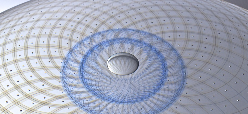 Reticello Lens