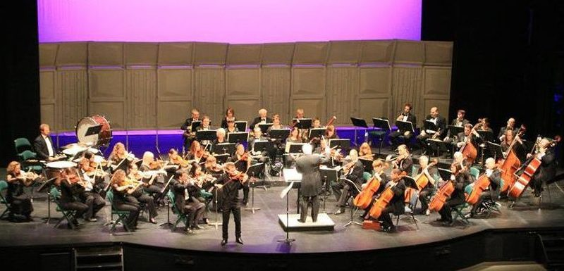 Kamloops symphony and Marc Djokic