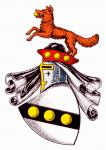 Het wapen van Vittinghoff genaamd schell