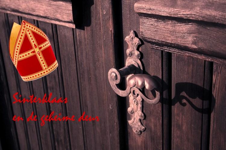 Sinterklaas en de geheime deur