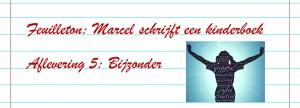 Slider Feuilleton boek schrijven - Afl. 5 - Bijzonder