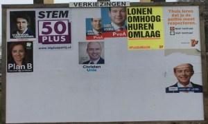 Verkiezingenbord