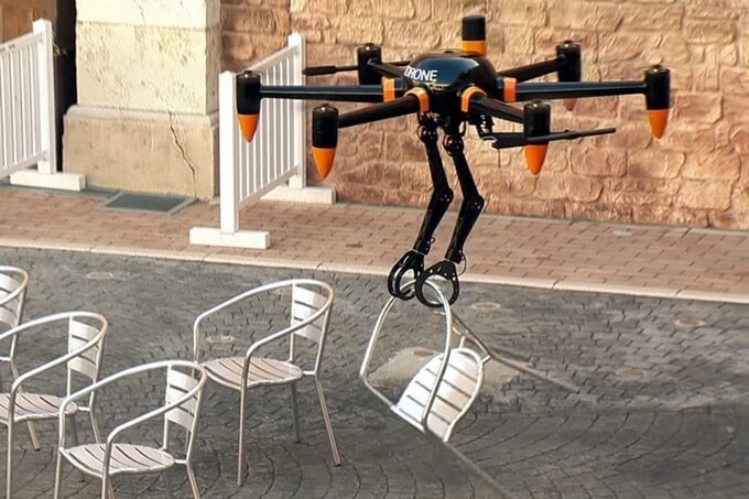 Prodrone PD6 with Arms