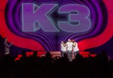 Afscheid Josje, Kristel en Karen van K3