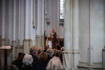 Herdenking 75 jaar bombardement Nijmegen: toespraak Ahmed Aboutaleb