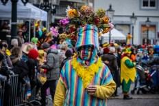 Carnaval in Maastricht door Marcel Krijgsman