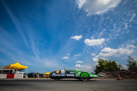 Shell Eco-marathon Challenger Event