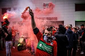 Promotie voetbalclub N.E.C.