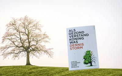 Boek Review van 'Als Gezond Verstand Koning Was' van Dennis Storm