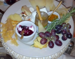 Oregon Cheese Plate