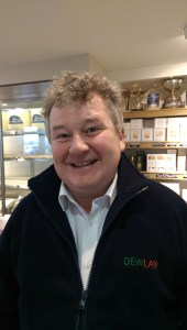 Ian Coggin, Cheese Guy, Dewlay Cheesemakers, Limited