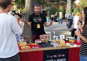 Glenn Hills at The Atlanta Cheese Fest