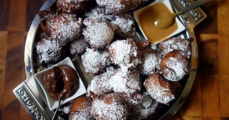 Dutch Donuts – The Last Daring Kitchen December Challenge
