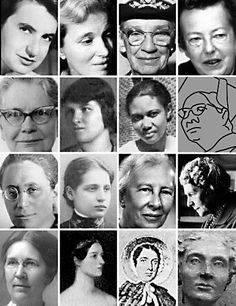 Mulheres cientistas