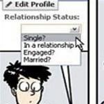 status de relacionamento com tese