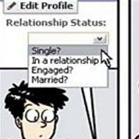 Status de relacionamento: numa relação com minha tese