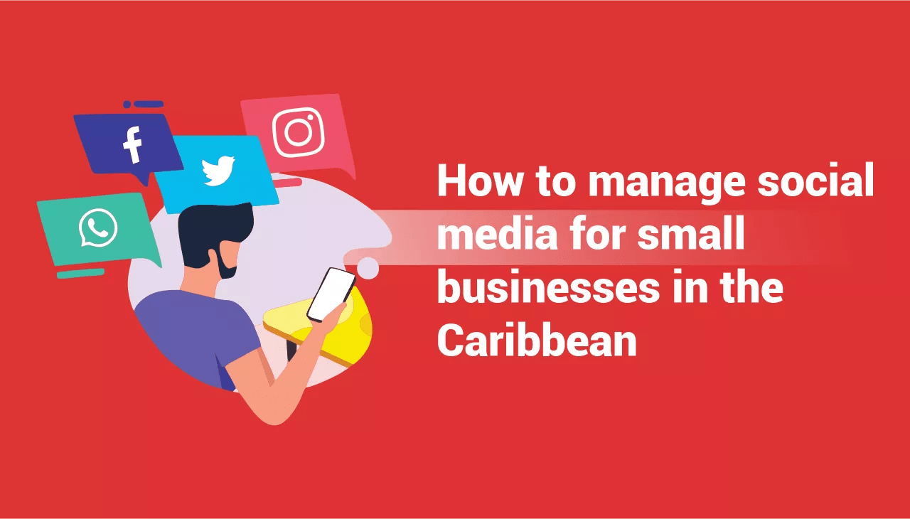 manage social media for small businesses