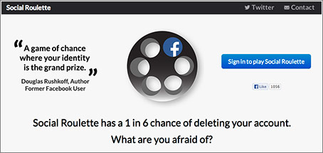 Social-Roulette