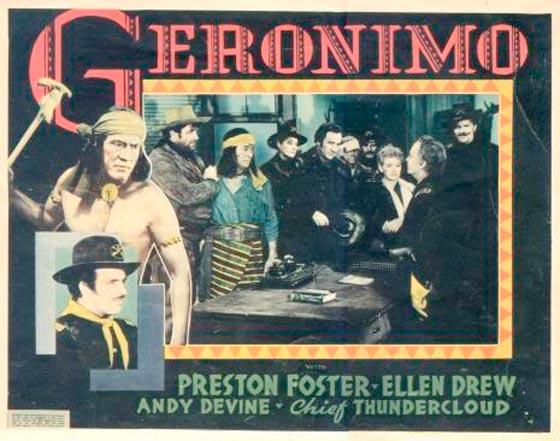 Película Gerónimo