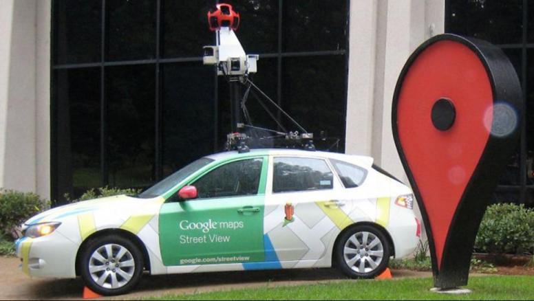 Los autos de Google que recorrerán la Argentina
