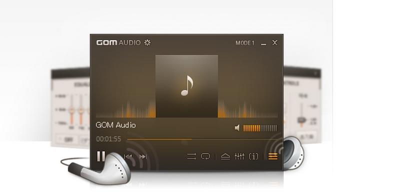 reemplazar winamp gom audio