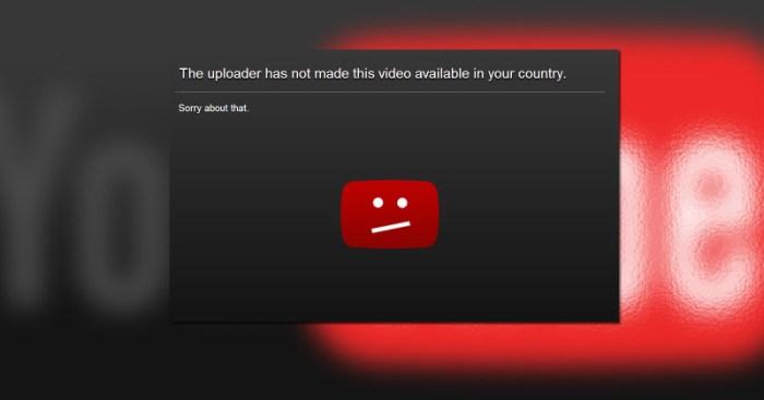 ver videos bloqueados en youtube