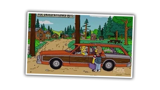 A Guide To Every Real-World Car Used In The Simpsons