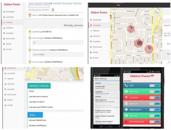 Aplicación Android para seguir el smartphone de nuestros hijos