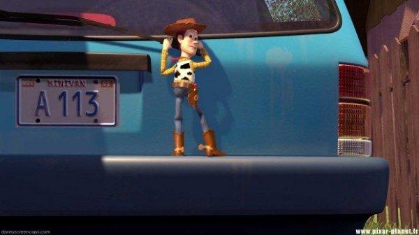 ¿Qué Significa A113? Misterioso Código de Pixar