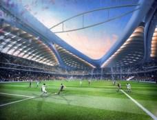 Al Wakrah Stadium FIFA WorldCup Qatar 2022 3