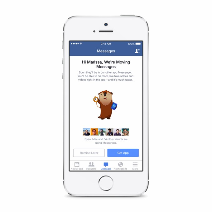 facebook moving-messages