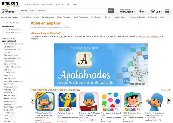 Amazon-Apps-En-Espanol