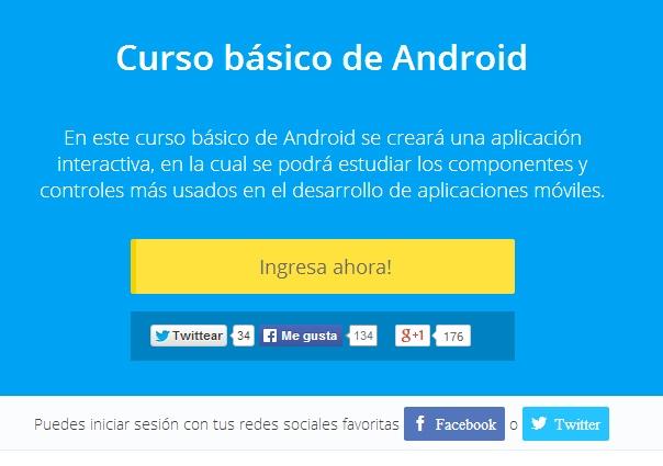 curso basico android