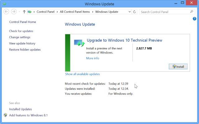 cómo actualizar a windows 10
