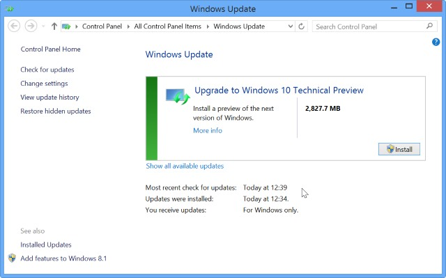cómo actualizar a windows 10